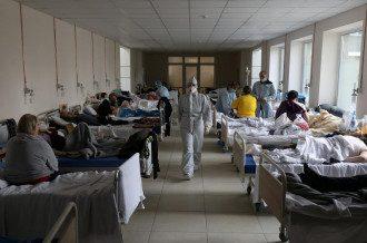 Коронавирус в Украине стал агрессивнее к молодежи
