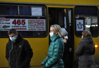 Локдаун в Києві