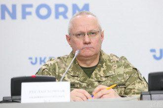 Хомчак утверждает, что Украина не оказалась в безвыходной ситуации из-за того, что РФ стягивает войска к ее границе