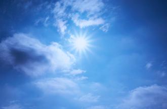 Луганской области светит очень резкое потепление