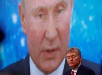 Меркель не выдвигала Путину требование насчет Украины, сказал Песков