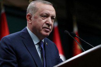 Ердоган заявив, що розбіжності між Україною і РФ необхідно подолати мирно