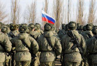 Армію РФ перекидають на кордон України
