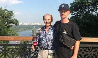 Григорій Чапкіс і син