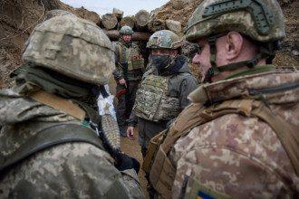 Зеленский заявил о готовности Украины к атаке РФ