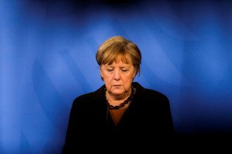 Меркель поговорила з Трюдо про Україну