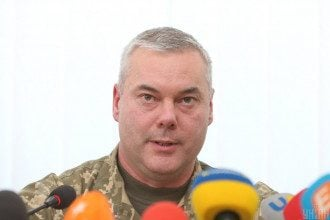 Генерал ВСУ заверил, что ключевого признака подготовки наступления РФ на Украину нет