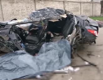У Росії авто, за кермом якого був підліток, потрапило в аварію, багато жертв