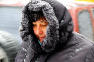 Синоптики предупредили, что пяти регионам Украины грозит снег