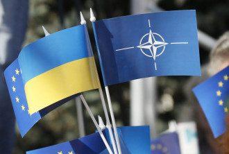 НАТО, Украина