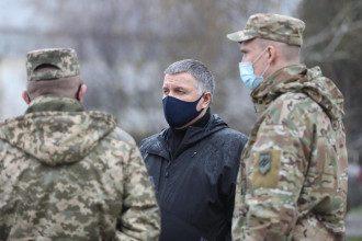 Аваков заявил о готовности отразить атаку РФ
