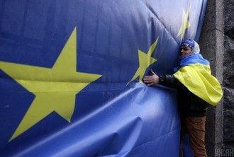 Євросоюз, Україна