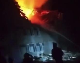 Журналисты узнали, что в результате взрыва в России погибли три человека