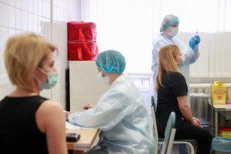 коронавірус, Україна, вакцинація