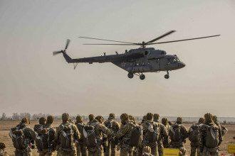 Армія РФ готова вдарити по Україні