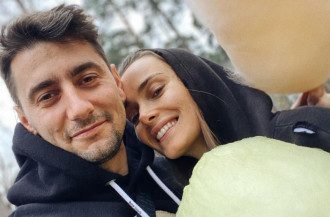 Ксения Мишина и Александр Эллерт
