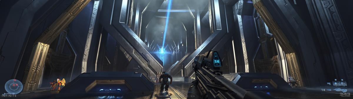 Нова порція скріншотів Halo Infinite