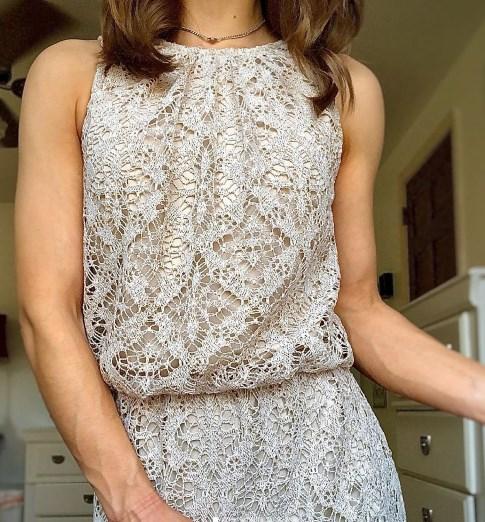 Сукні гачком 2021