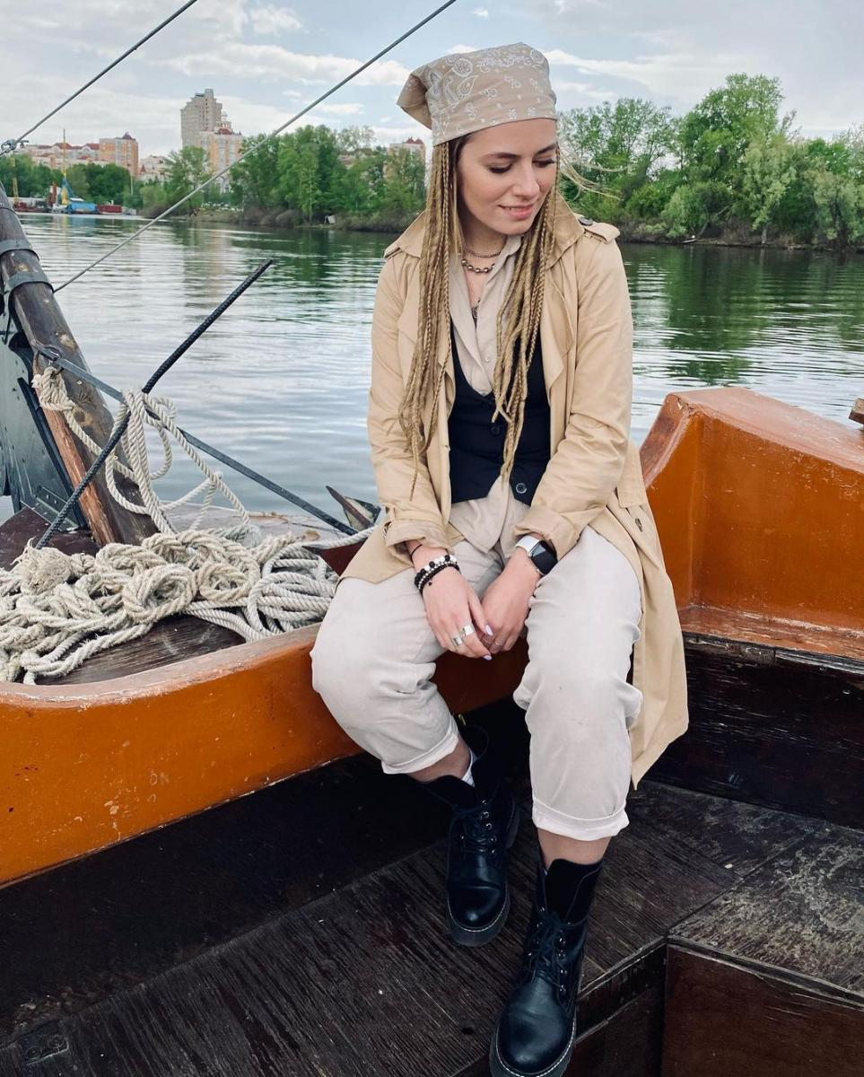 Даша Петрожицкая