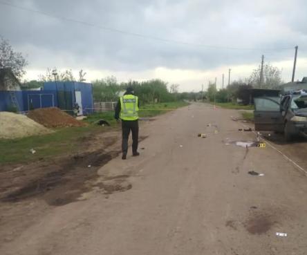 На Луганщине детей сбил очень пьяный мужчина, узнали журналисты