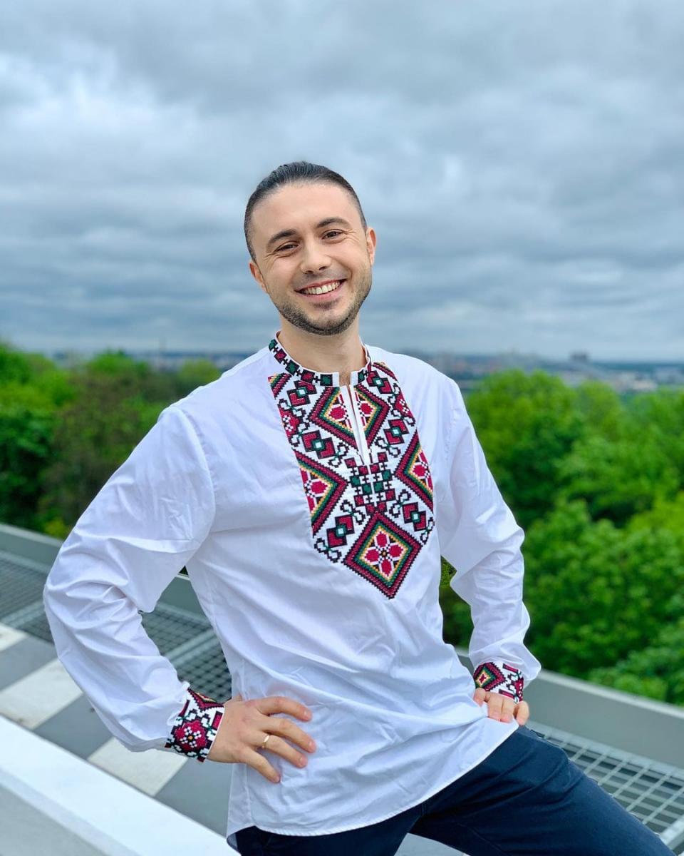 Фронтмен Антитіл Тарас Тополя