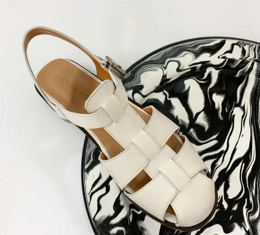 Модные сандалии рыбака 2021