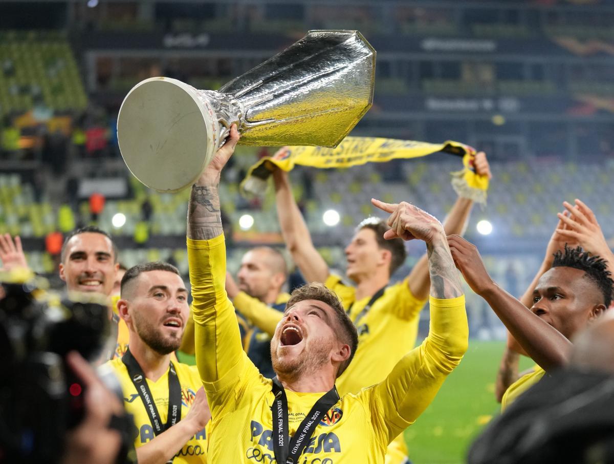 Вильярреал стал победителем Лиги Европы 2020/2021