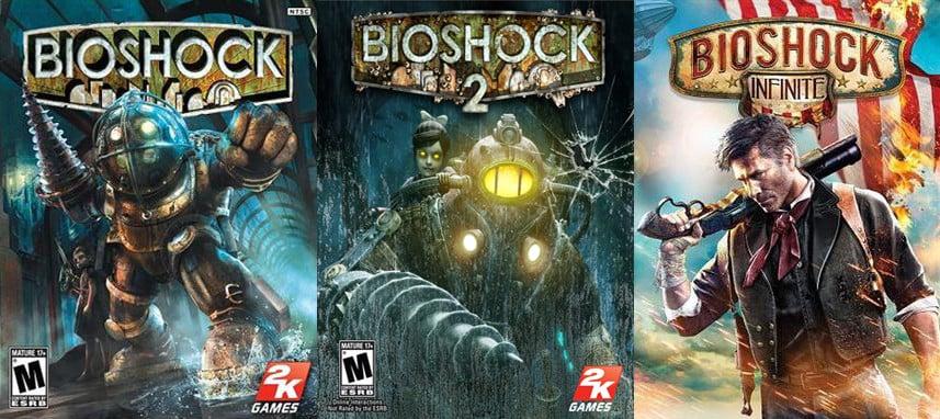 BioShock ПАК + Remastered ПОЛНЫЙ ДОСТУП!