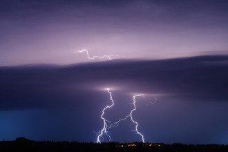 У Гідрометцентрі спрогнозували, що 3 травня 2021 року в чотирьох областях України будуть грози