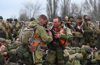 російські десантники, навчання в Таганрозі