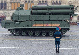 Парад в Москві 9 травня 2021 року