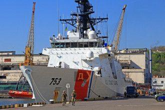 фрегат береговой охраны США Гамильтон