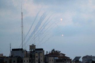 ракеты, Израиль, Сектор Газа
