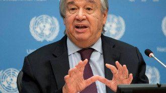 Гутерреш, генсек ООН