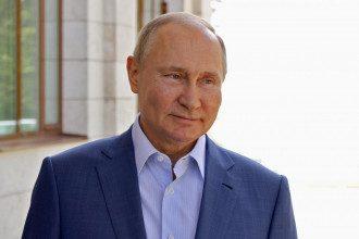 Путин подал законопроект о выходе РФ из Договора по открытому небу