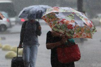 Украинцев предупредили о дождливом похолодании