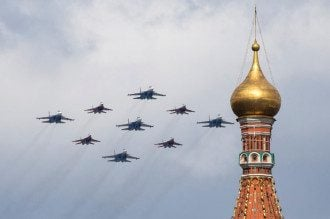 Россия, самолеты, Кремль, агрессия России