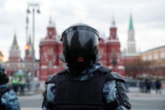 Россия, силовик