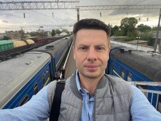 Нардепа ограбили в поезде