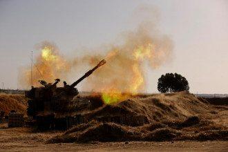 Ізраїль, кордон з Газою