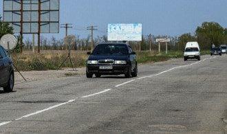 лиманское дорога трасса