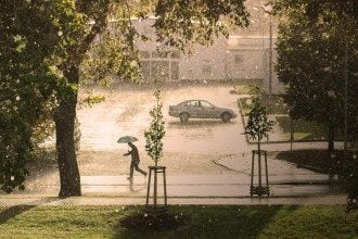 погода, дощ