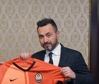 Новым тренером Шахтера стал Роберто Де Дзерби