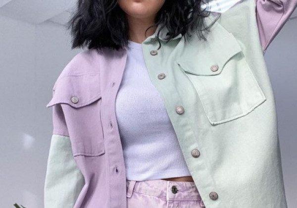 Модные рубашки женские 2021