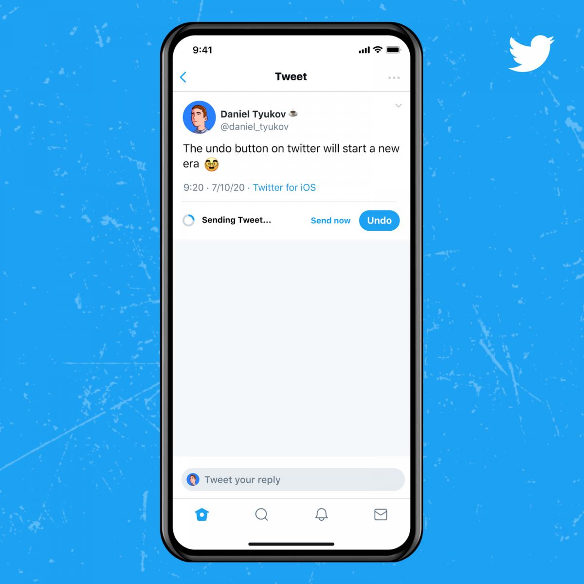 Twitter запустил Twitter Blue