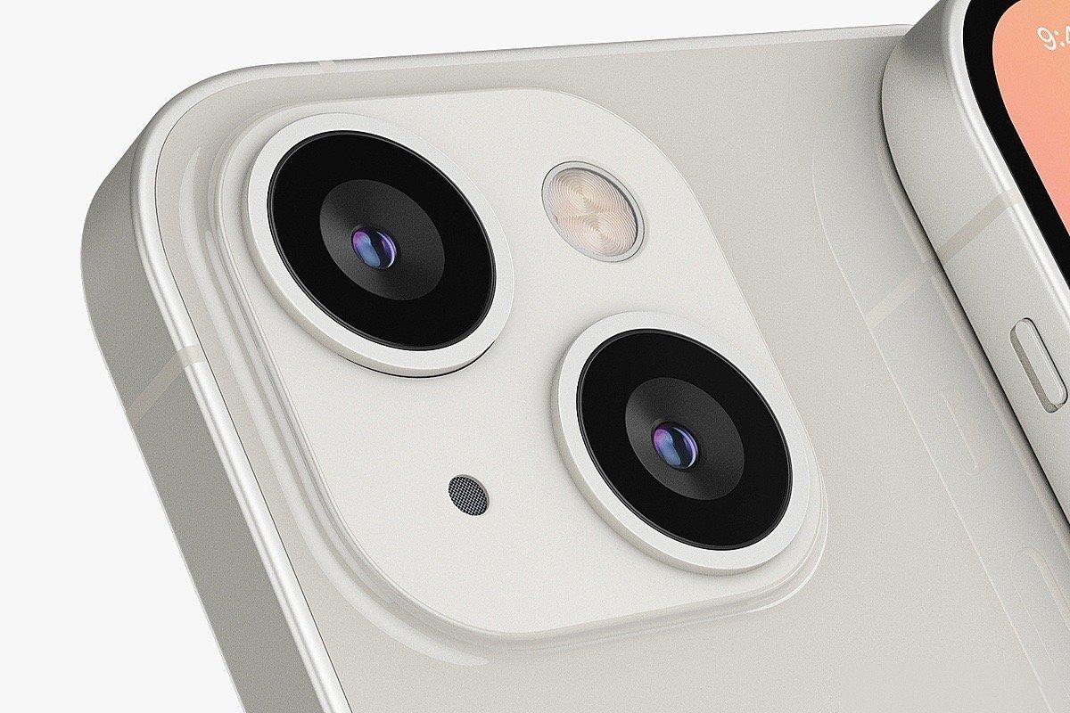 Вся линейка смартфонов iPhone 13 на качественных рендерах