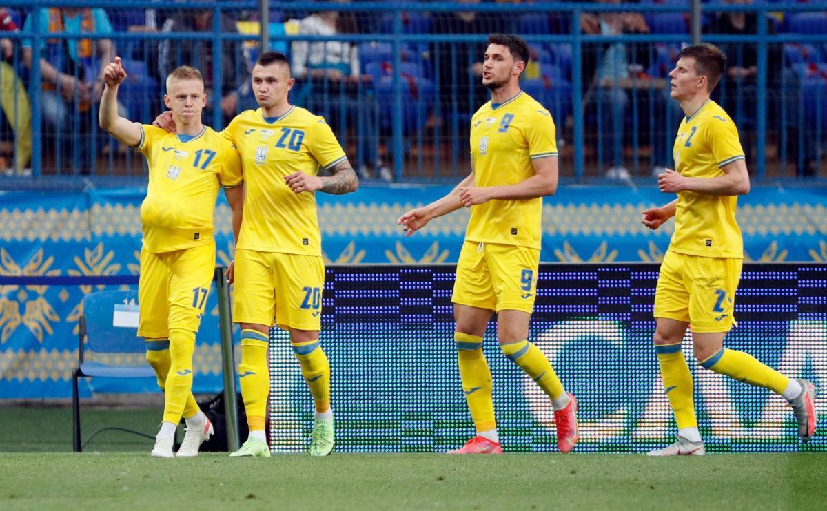 Украина-Кипр