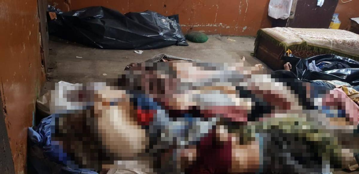 В Харькове в морге антисанитария и тела лежат на полу