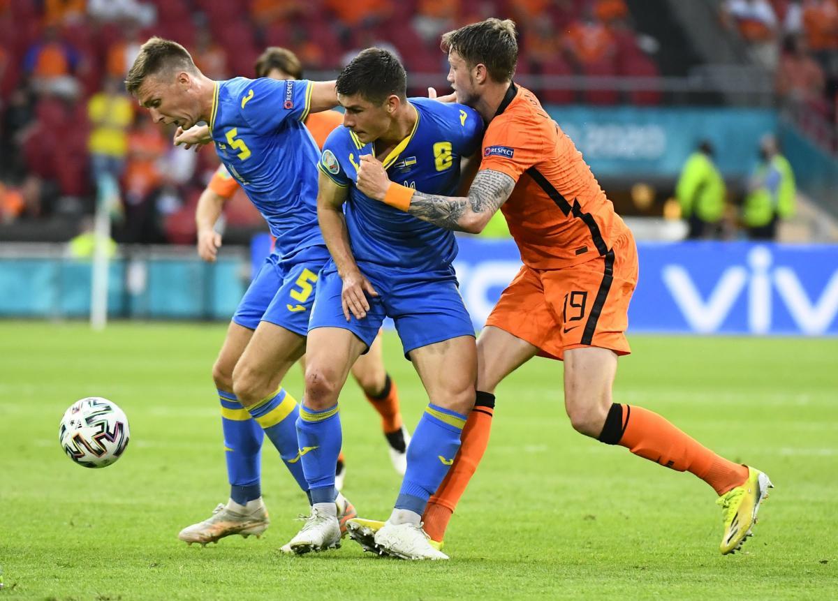 Нідерланди - Україна