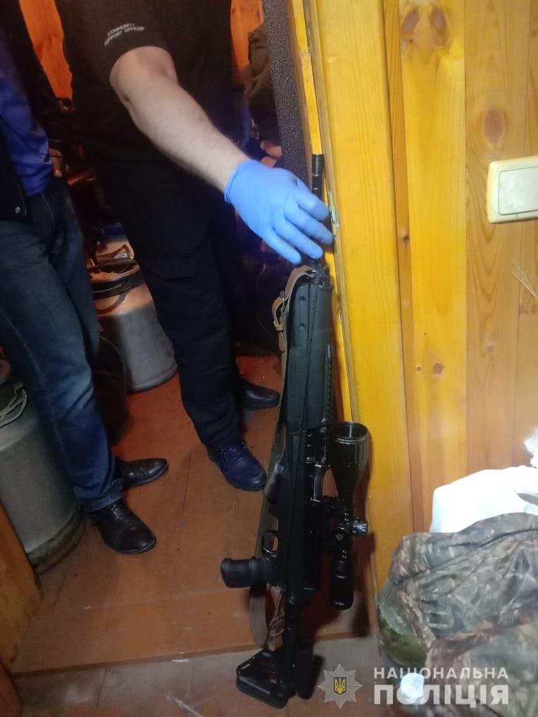Убивство подружжя в Житомирській області